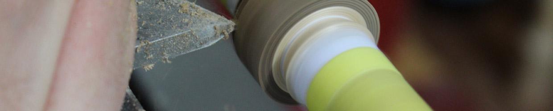 Fineholz Ringe Material und Herstellung
